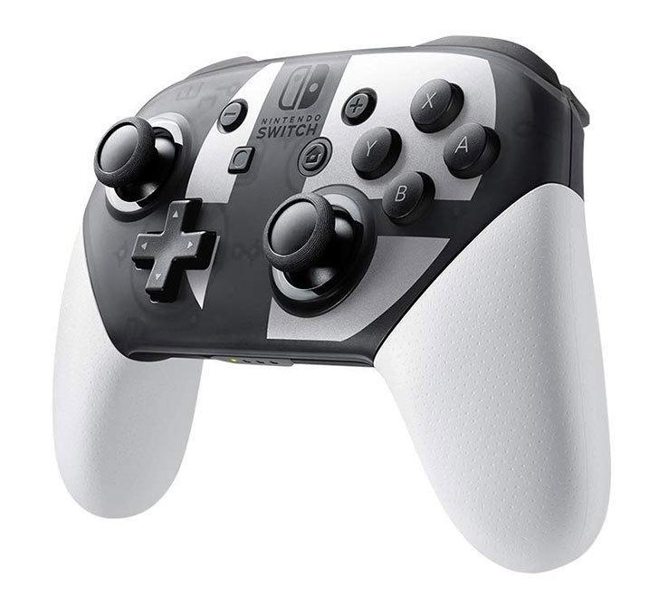 Nintendo-Switch-Proコントローラー-大乱闘スマッシュブラザーズ-SPECIALエディションを予約した.jpg