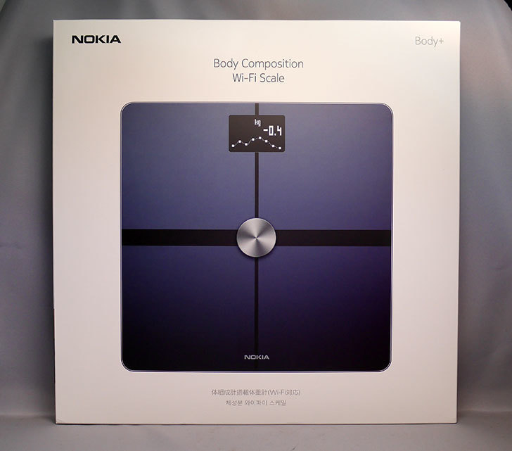 Nokia-Body-+-ブラック-体組成計-WBS05-BLACK-ALL-JPを買った1.jpg