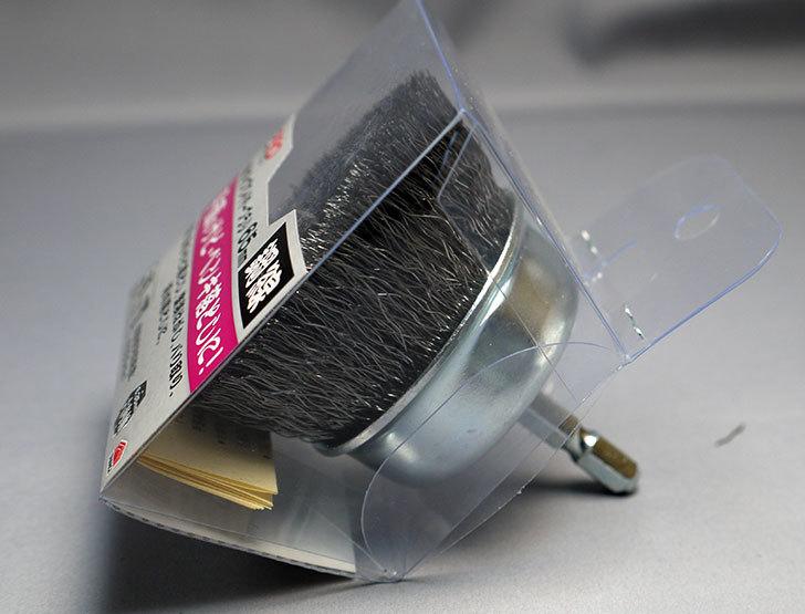 PRO-ZONE-六角軸カップワイヤーブラシ-鋼線65mmを買った2.jpg