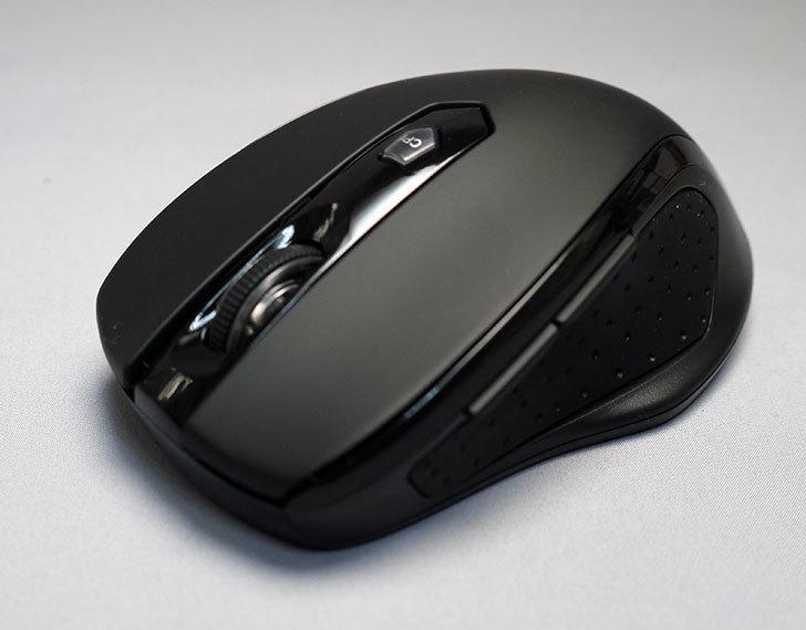 Patech-ワイヤレス-ミニマウス-2.4Ghzワイヤレスマウス-6ボタン(ブラック)買った1.jpg