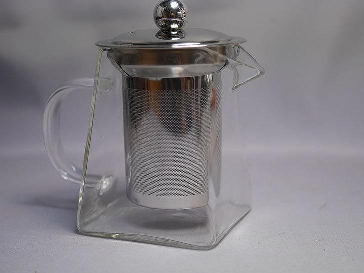 PluieSoleil ティーポット 耐熱ガラス 350mlを買った 紅茶ポット-004.jpg