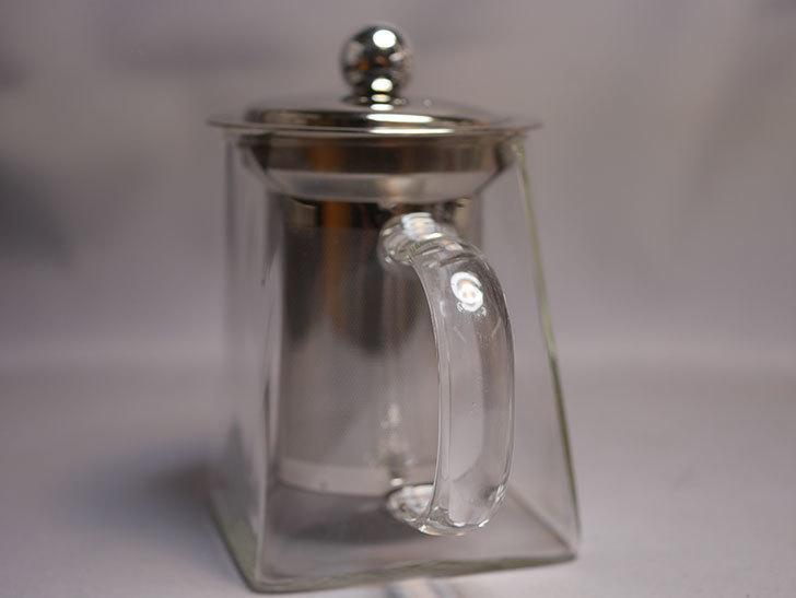 PluieSoleil ティーポット 耐熱ガラス 350mlを買った 紅茶ポット-005.jpg