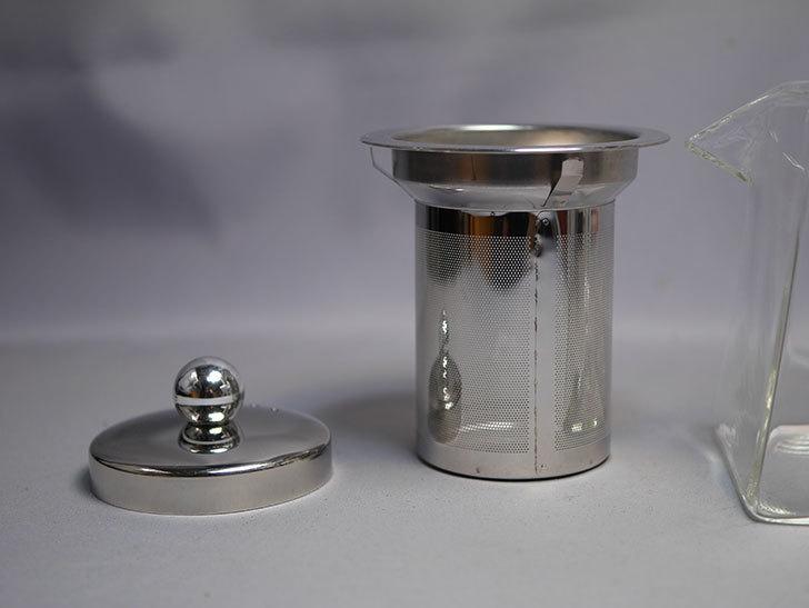 PluieSoleil ティーポット 耐熱ガラス 350mlを買った 紅茶ポット-008.jpg
