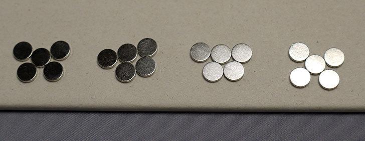 RKC-ネオジム磁石-丸型-直径-5mm-×-1mm厚-20個セットを買った1.jpg