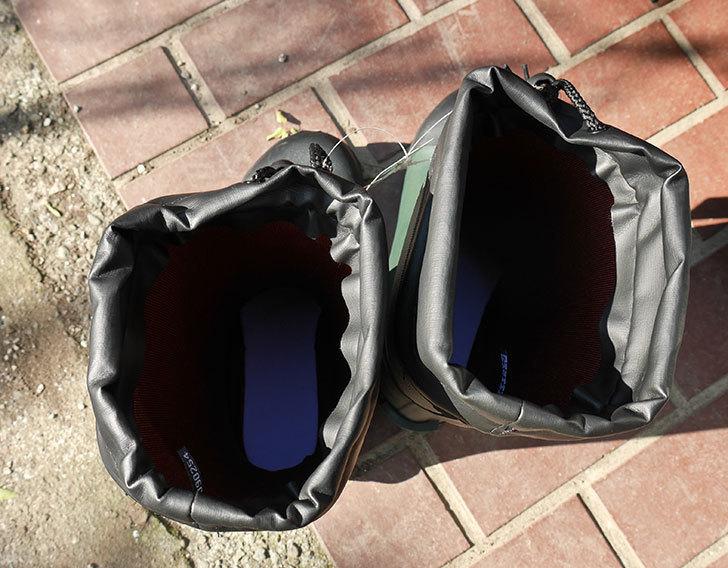 ROCKIEの防寒長靴をワークマンで買って来た。2018年-4.jpg