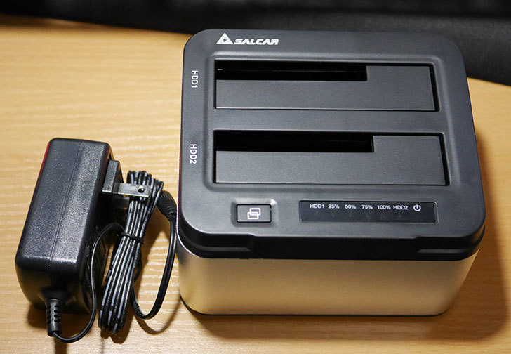 Salcar-SD322-USB3.0接続-HDDSSDスタンドを買った1.jpg