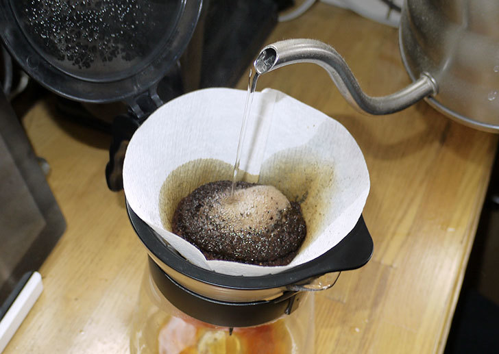 ToNeGaWa-coffeeでタンザニア産のBlack-burnAA-ブルボン種の豆を買った4.jpg