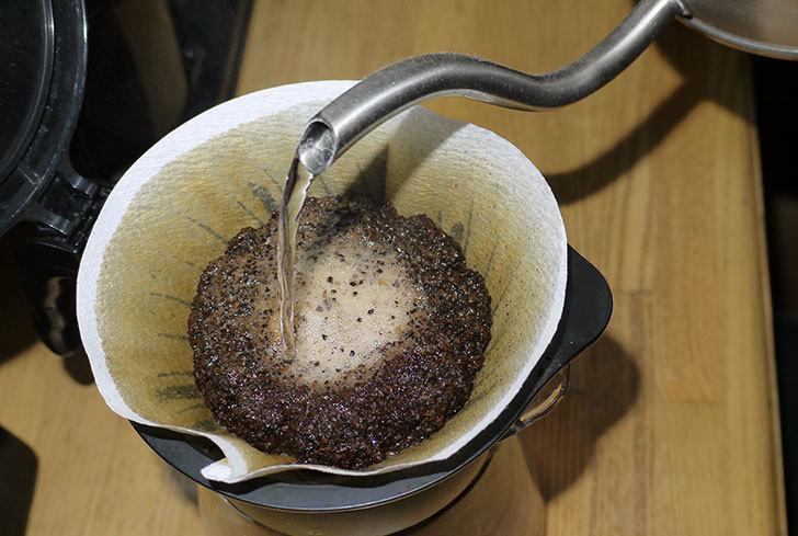 ToNeGaWa-coffeeでニカラグア産のマラゴジペ種の豆を買った1.jpg