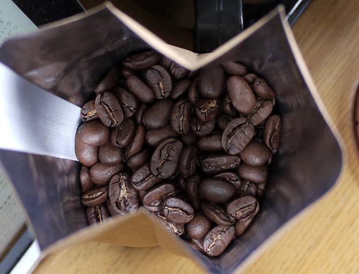 ToNeGaWa-coffeeでニカラグア産の新豆G.モンテネグロ-マラゴジペ種の豆を買った3.jpg