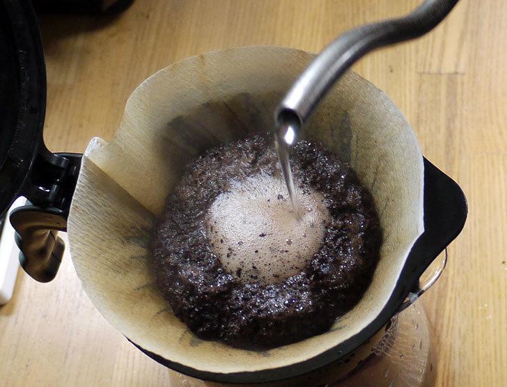 ToNeGaWa-coffeeでニカラグア産の新豆G.モンテネグロ-マラゴジペ種の豆を買った9.jpg