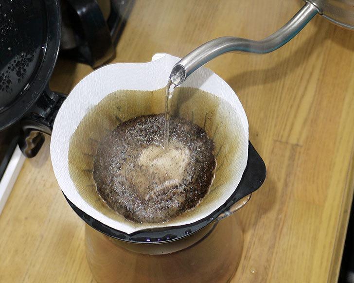ToNeGaWa-coffeeでニカラグア産のG.モンテネグロ-マラゴジペ種の豆をまた買った4.jpg