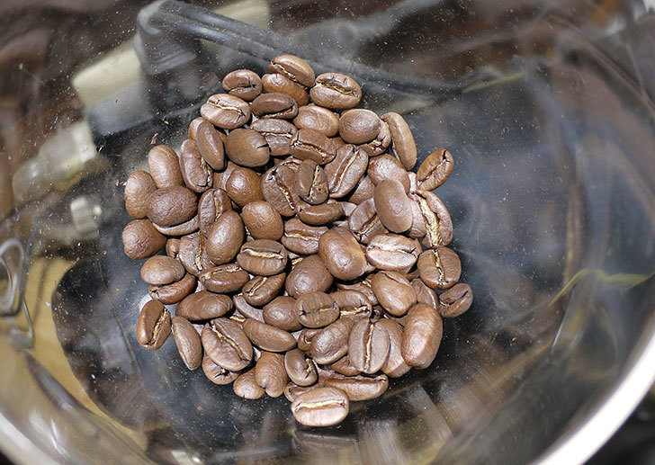 ToNeGaWa-coffeeでペルー産のWガルシアCa-カトゥーラ種の豆をまた買った3.jpg