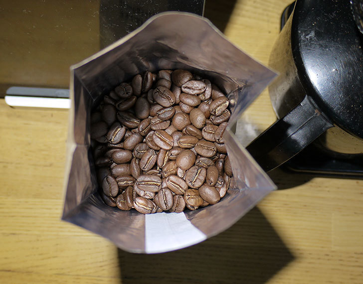 ToNeGaWa-coffeeでペルー産のWガルシアCa-カトゥーラ種の豆をまた買った4.jpg