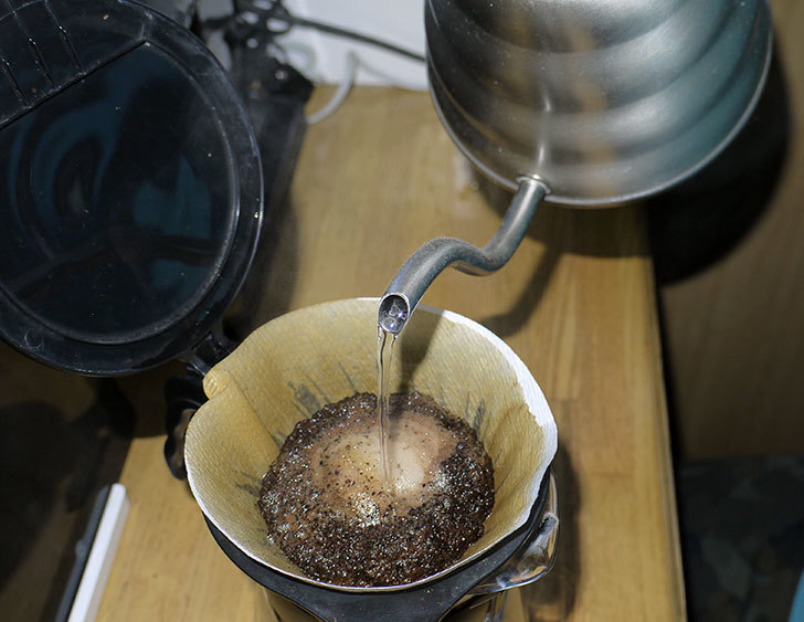 ToNeGaWa-coffeeでペルー産のWガルシアCa-カトゥーラ種の豆をまた買った8.jpg
