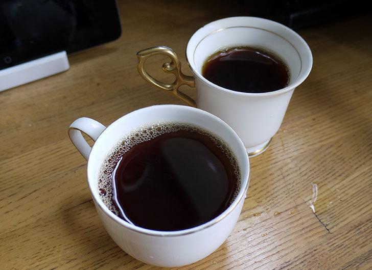 ToNeGaWa-coffeeで久々にインドネシア産のLCFマンデリン#38を買った8.jpg