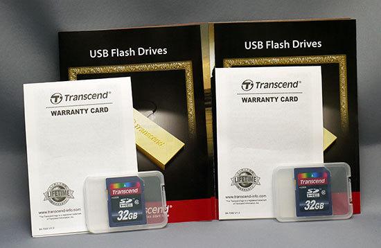 Transcend-TS32GSDHC10Eを2枚買った1.jpg