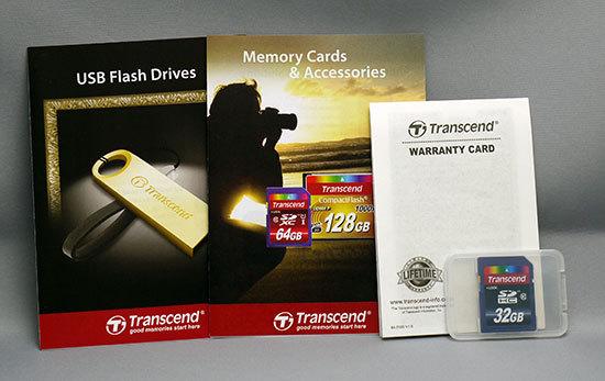 Transcend-TS32GSDHC10Eを買った2.jpg