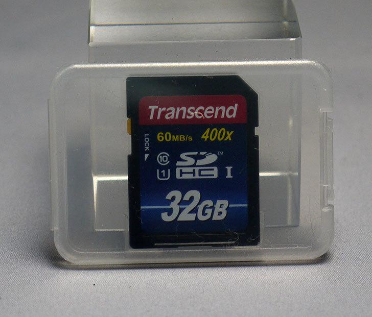 Transcend-TS32GSDU1PEを買った4.jpg
