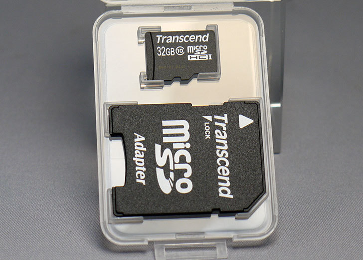 Transcend-microSDHCカード-TS32GUSDHC10EをNew-ニンテンドー3DS-LL用に買った1.jpg