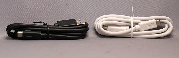 Tronsmart【2本セット】USB-Type-C-ケーブル-USB3.0-&-USB-Cケーブルを買った4.jpg
