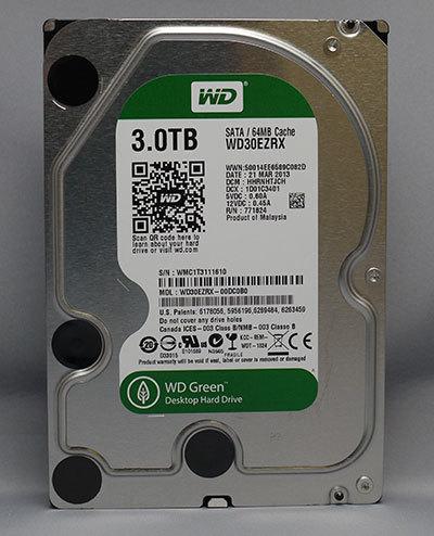 Western-Digital-Caviar-Green-WD30EZRX-1TBP-Nを買った1.jpg