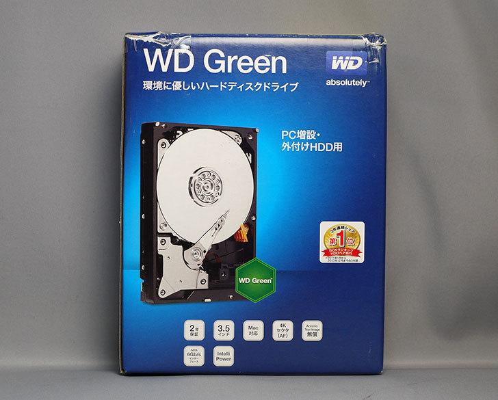 Western-Digital-Caviar-Green-WD40EZRXがamazonアウトレットに有ったので買った1.jpg