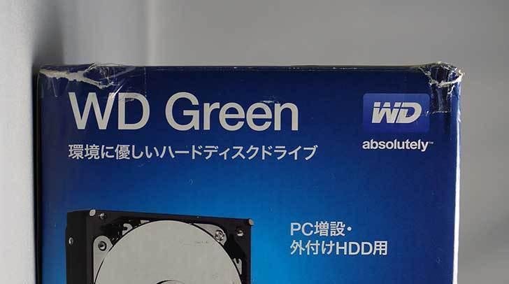Western-Digital-Caviar-Green-WD40EZRXがamazonアウトレットに有ったので買った5.jpg