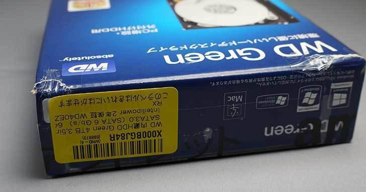 Western-Digital-Caviar-Green-WD40EZRXがamazonアウトレットに有ったので買った6.jpg