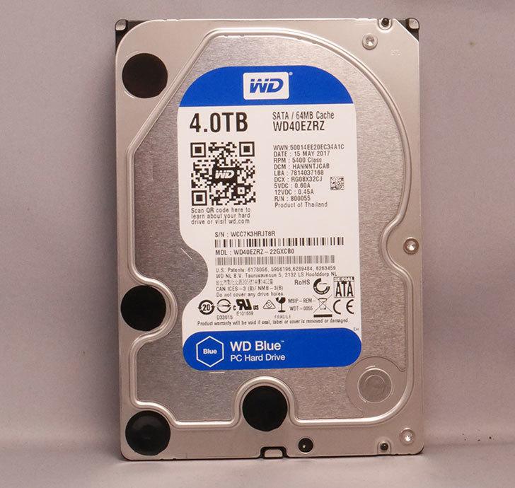 Western-Digital-WD-Blue-WD40EZRZ-RT2を買った3.jpg