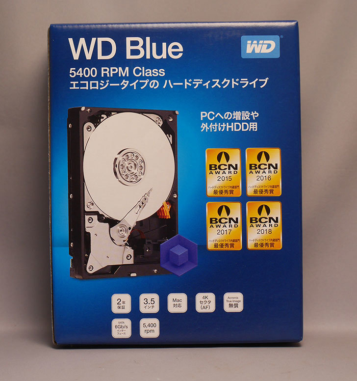 Western-Digital-WD-Blue-WD60EZAZ-RT-SATA-3.0-5400rpmを買った2.jpg