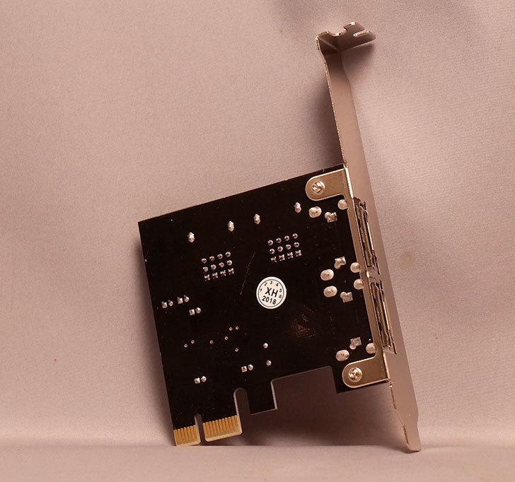 XCSOURCE-PCI-E-SATA 3.0拡張カード-AC329を買った2.jpg
