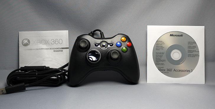 Xbox-360-Controller-for-Windows-リキッド-ブラック-52A-00006を買った5.jpg