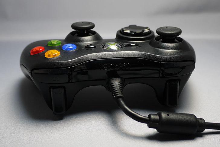 Xbox-360-Controller-for-Windows-リキッド-ブラック-52A-00006を買った7.jpg