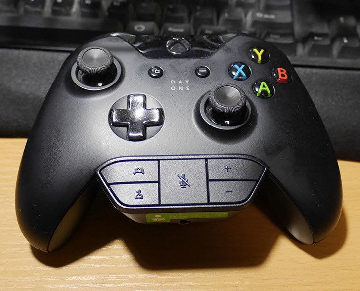 Xbox-One-ヘッドセット-アダプターを買った8.jpg