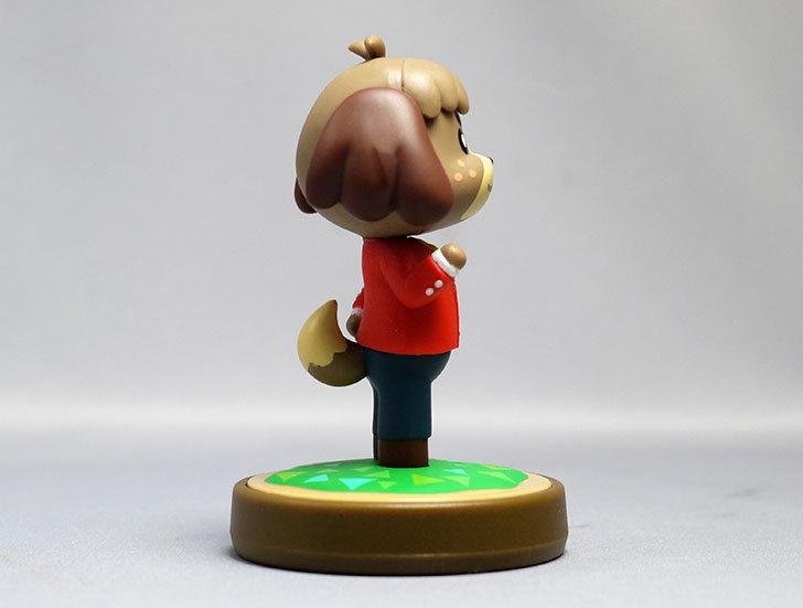 amiibo-ケント-(どうぶつの森シリーズ)をパッケージから出したので写真を撮った3.jpg