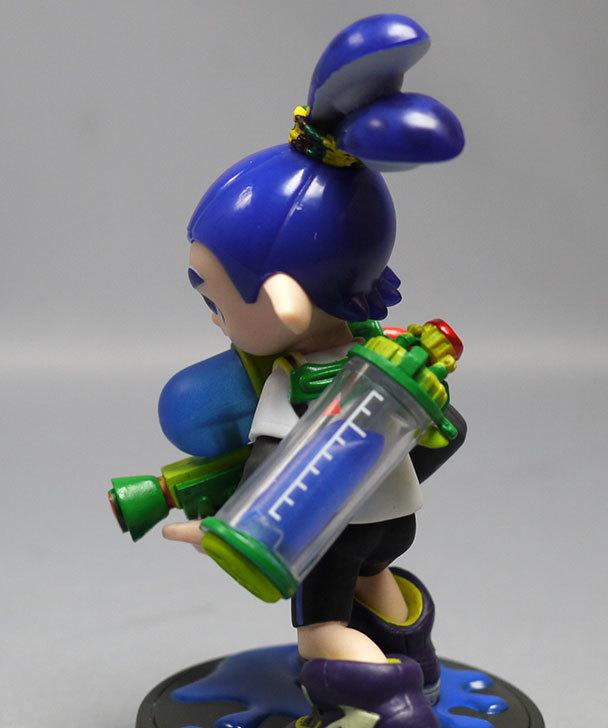 amiibo-ボーイ(スプラトゥーンシリーズ)をパッケージから出したので写真を撮った11.jpg