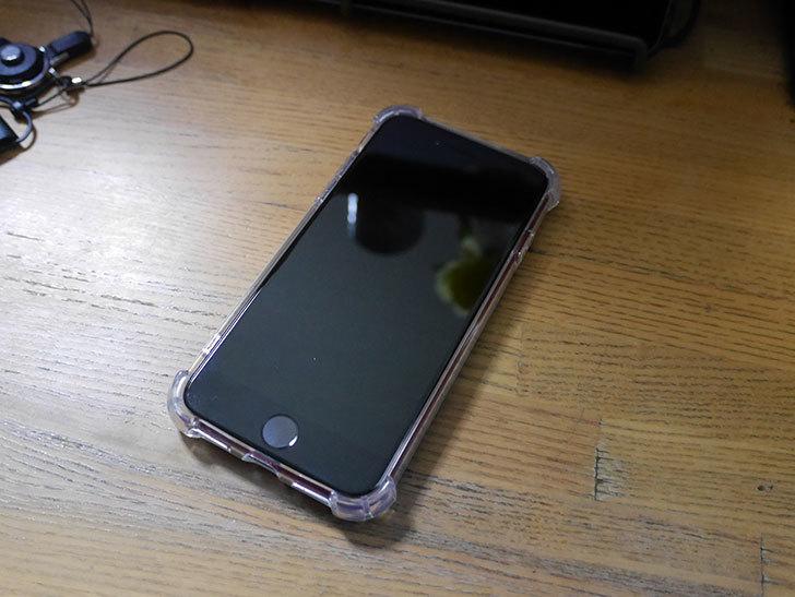 iPhone SE 第2世代用のクリア カバーを買った。2021年-006.jpg