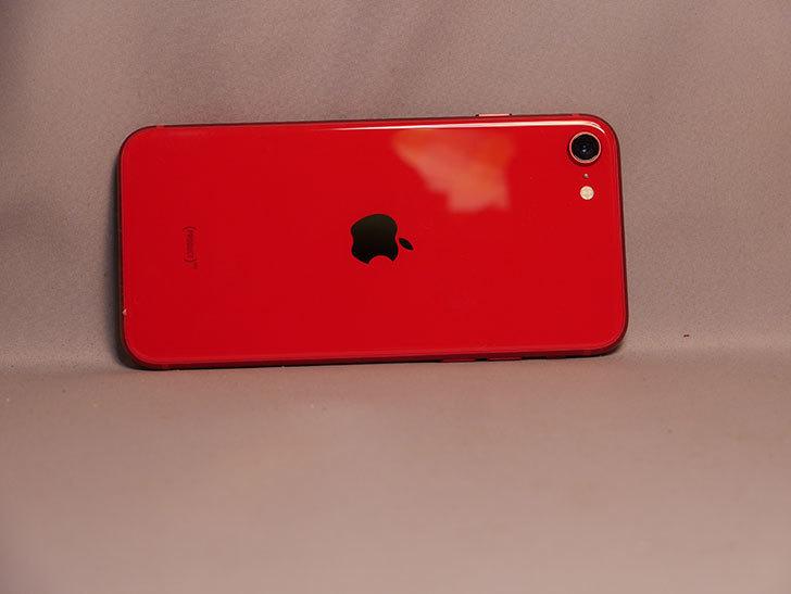 iPhone SE(2020) 256GB (PRODUCT)RED  SIMフリー [MHGY3J_A]を買った。2021年-004.jpg