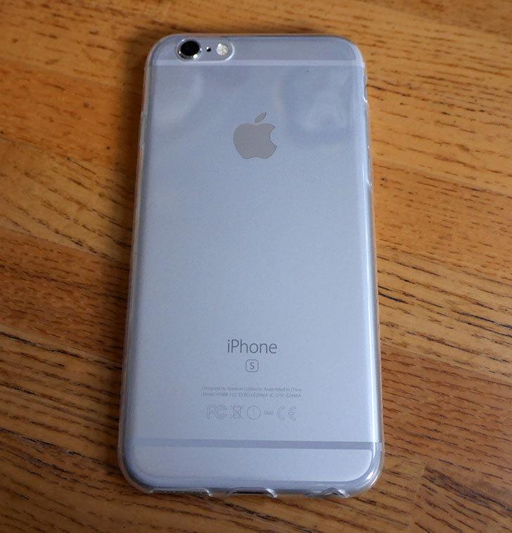 iPhone6用ソフトケース。スマフォカバー3.jpg
