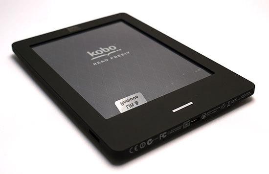 kobo-Touch(ブラック)が来た1.jpg
